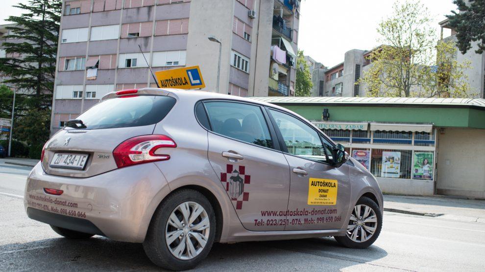 Autoškola Donat definitivno je najbolji izbor za svakog budućeg vozača!